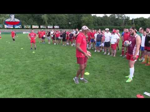 Testy umiejętności w rugby