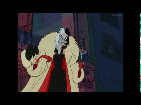 "Esme and Roy says ""No!"" to Cruella De Vil"