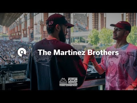 The Martinez Brothers @ Kappa FuturFestival 2018 (BE-AT.TV)