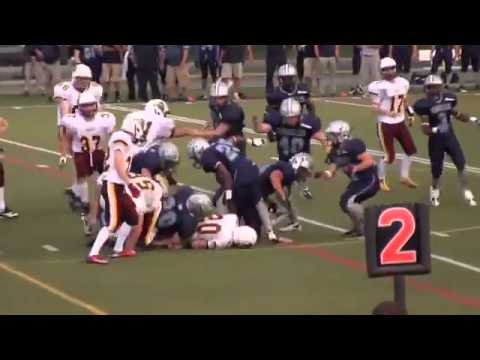 Thomas Bertrand-Hudon Running Back Highlight 2013