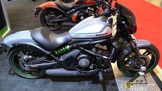7. 2018 Kawasaki Vulcan S ABS - Walkaround - 2018 Montreal Motorcycle Show