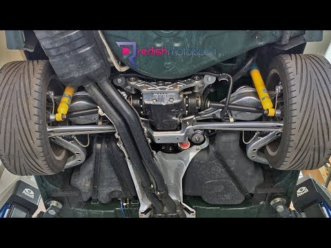 ** Revisit ** BMW E36 M3 Underside Restoration - 4 years on