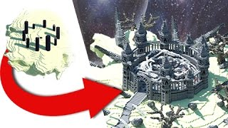 How to Transform The End Pillars - EPIC Dragon Pit!