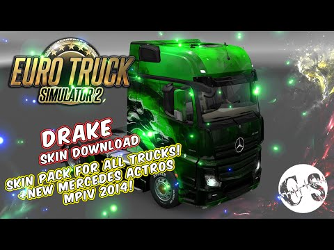 Drake Skin Pack for All Trucks