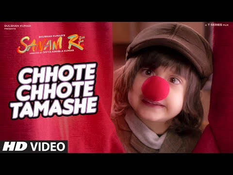 Chhote Chhote Tamashe VIDEO SONG | Sanam Re | Pulk