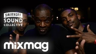 Kevin Saunderson b2b The Saunderson Brothers - Live @ Smirnoff Sound Collective @ National Sawdust 2016