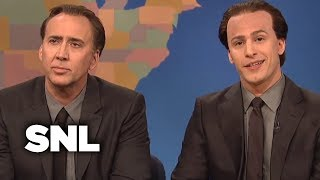 Weekend Update: Get in the Cage - Saturday Night Live
