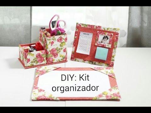 Kit Organiza Escritório