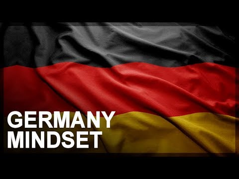 Understanding the German mindset