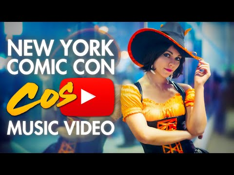 Unseen - New York Comic Con 2015 Cosplay Music Video