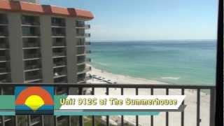 Unit 912-C.Summerhouse Panama City Beach Condo