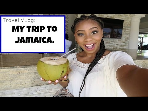 My Trip To Jamaica || Did Not Want To Come Back.