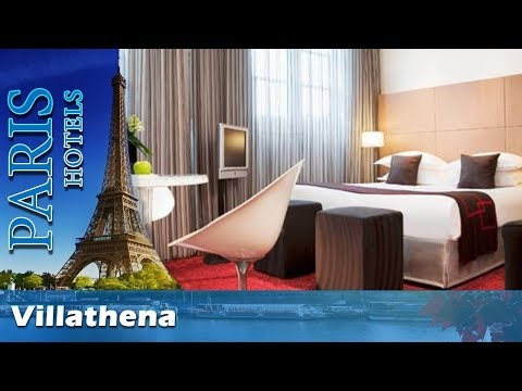 Villathena - Paris Hotels, France