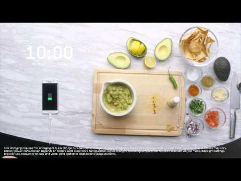 Samsung Galaxy S6 - szybkie ładowanie