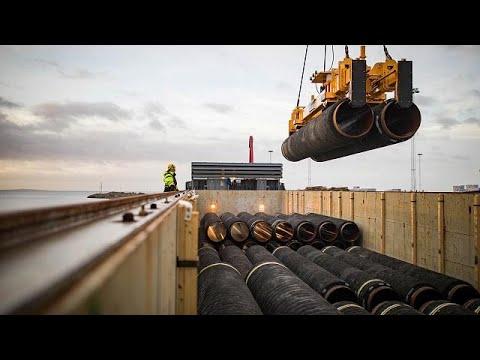 Nord Stream 2: Eine Pipeline aus Russland spaltet Eur ...