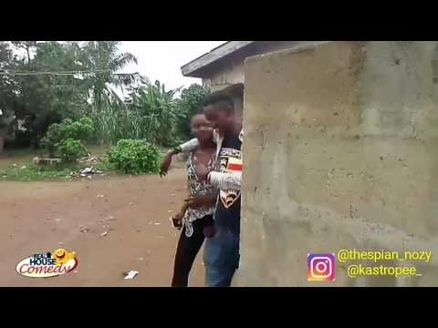 18+  Running competition (Real House Of Comedy) (Nigerian Comedy)