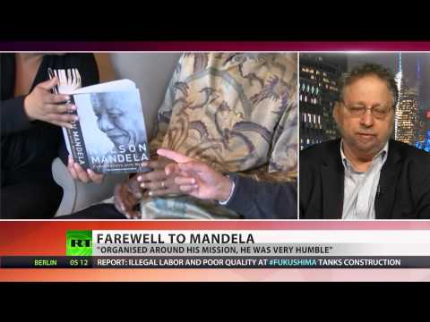 , title : ''Struggle is my life': Mandela's personal & political lives were indivisible'