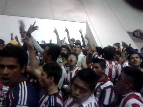 Irreverente salida estadio Omnilife - Legión 1908 - Chivas Guadalajara
