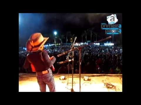 Vinícius Freitas no 2º Encontro de Violeiros em Santana do Garambéu