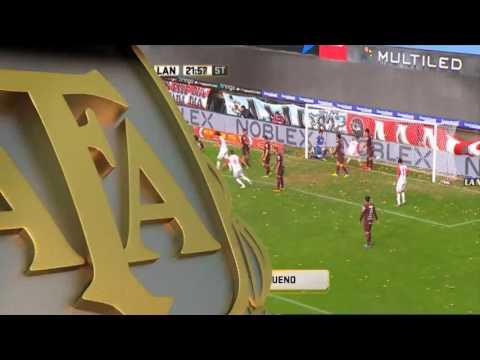 Todos los goles. Fecha 15. Primera División 2016