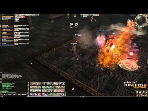 Lineage II: Goddess of Destruction Gameplay – Pierwsze wrażenia