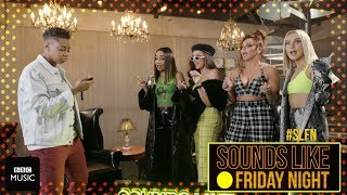 Little Mix take on Gig In A Minute