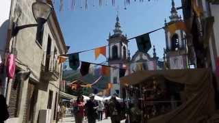 Vila Nova de Cerveira Portugal  city images : Fiesta de la historia Vila Nova de Cerveira Portugal 2014