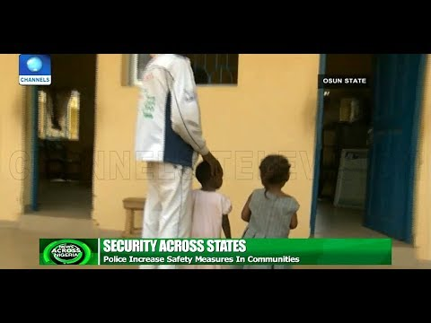 Police Rescue Two Children In Osun From Kidnap Syndicate  News Across Nigeria 