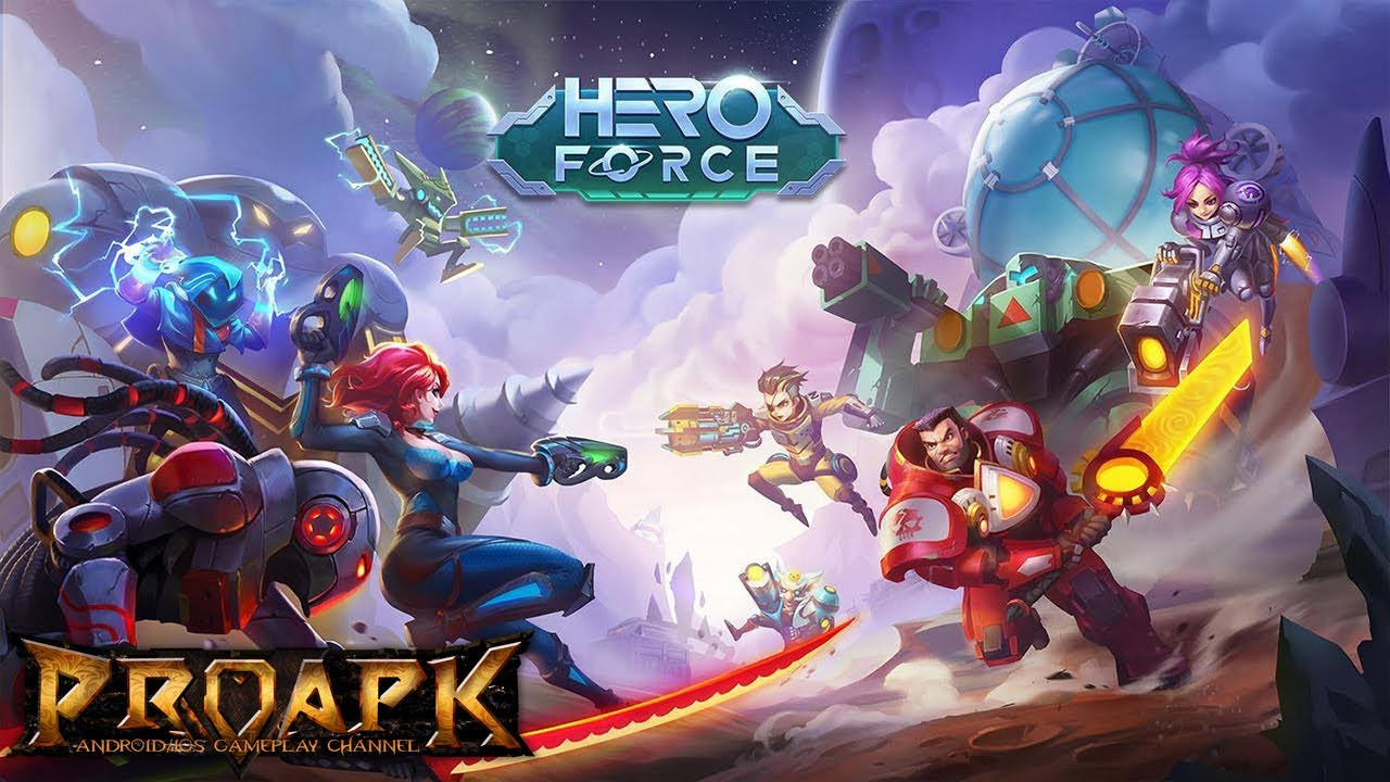 Hero Force: Galaxy War