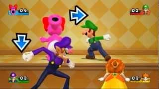 マリオパーティ9 全員対戦ミニゲーム集