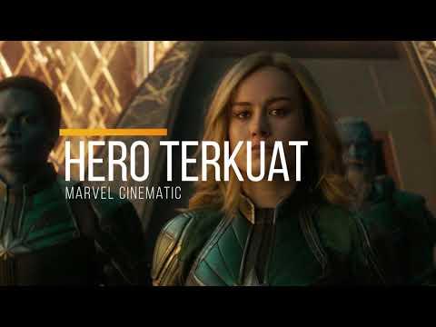 Apakah Kapten Marvel menjadi menjadi penolong  di Avanger – end-games nanti ?