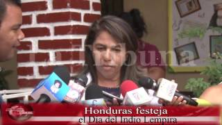 Honduras festeja el Día del Indio Lempira.