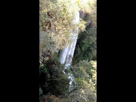 MTB Pontalina GO  na cachoeira da itambe em Aloandia