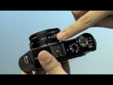 World's First Panasonic Lumix DMC-LX3 - First Impression Video by DigitalRev