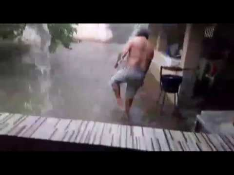 Chuva em Araruna PB