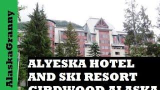 Girdwood (AK) United States  City new picture : Alyeska Hotel and Ski Resort Girdwood Alaska