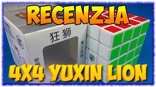 Kup kostkę: https://strefa-kostek.pl/yuxin-lion-4x4x4-2058.html Kostka Lion od firmy YuXin to bardzo dobra, dość szybka kostka.