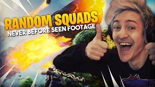 Surprising People In Random Squad Fills!