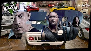 Nonton Fate Of The Furious 10 Car Garage Tour  Gta 5 Custom Cars Online Film Subtitle Indonesia Streaming Movie Download