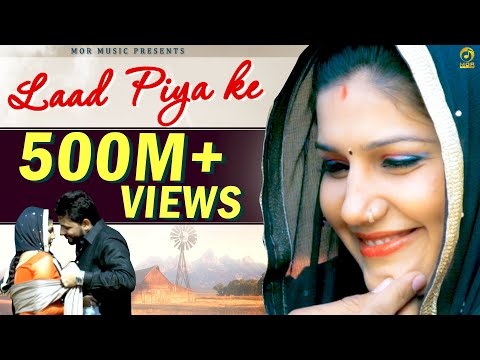Mor Music Company Song || Laad Piya Ke || Raju Punjabi & Sushila || New Song 2016:  Song name - Laad Piya KeModel - Sapna & Pardeep BooraSinger - Raju Punjabi & Sushila ThakhrMusic - V.R.BrosWriter - Binder DanodaEditor - Vsingroha & Guddu KajalDirector - Rajeev Singh & Pawan GillLabel - Mor Music Company (7053190079)Audio Studio - Mor Music Audio Recording StudioProduction House - Mor Digital RecordingContact us - 7053190079Laad Piya Ke Callertune Code -                 IDEA USERS DIAL        567897713699 VODA USERS DIAL      7713699     UNINOR USERS DIAL  7713699   BSNL USERS DIAL       7713699 AIRTEL USERS DIAL    54321154175752015 Hit Song - Solid Body, Kharbuje Si Teri Jawani, Bahu Jamidar Ki, Joban Ka Bharota2016 Hit Song - Laad Piya Ke, Gandas Ho Ri Se, Sovan De Piya, Desi Nakhre, Angoor, 2 Peg Tere Naam Ke2017 Hit Song - Thari Bhabhi Laad Ladaye Ja, Chunni