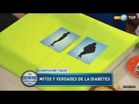 Diabetes, mitos y verdades