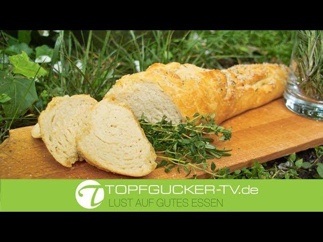 Sorgenfrei Brot - Weißbrot mit Rosmarin
