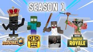 Video Monster School: Season 1 All Episodes - Minecraft Animation MP3, 3GP, MP4, WEBM, AVI, FLV Oktober 2018