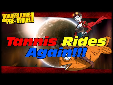 fish - Borderlands The Pre-Sequel Tannis Rides A Fish Easter Egg! Tannis Rides A Metal Lava Fish! Click Here To Learn More About CyberPowerPC! http://www.cyberpowerpc.com Follow Me!!!