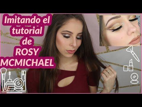 Modelos de uñas - COPIANDO el tutorial de ROSY MCMICHAEL + SHEIN HAUL