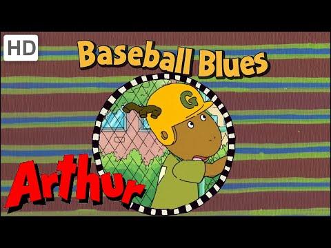 Arthur (Full Episode - HD) Baseball Blues  - Season 16, Episode 7A