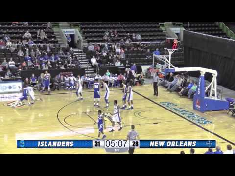Highlights: Islanders MBB Defeats New Orleans to Stay Unbeaten in SLC