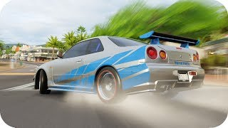 Nonton EL SKYLINE!! LOS COCHES DE FAST AND FURIOUS!! #1 | FH3 Film Subtitle Indonesia Streaming Movie Download