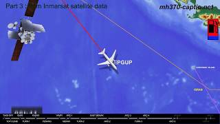 Video Missing Flight MH370: Piloted Trajectory (1/3 - CAPTIO) MP3, 3GP, MP4, WEBM, AVI, FLV Januari 2019