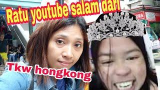 Video TKW Hongkong pesan untuk Haters Ratu youtube biarlah dia ngoceh yang penting hidup| Silviaagustina MP3, 3GP, MP4, WEBM, AVI, FLV April 2018